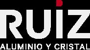 Logo Ruiz, Aluminios y Cristal